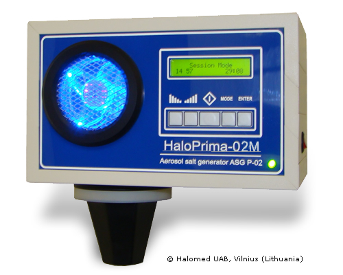Medical halogenerator HaloPrima-02M