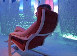 HaloSPA salt room